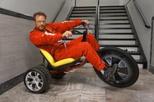 High Roller Big Wheel Trike