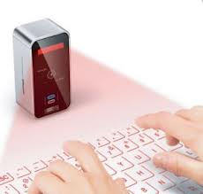 Laser Projected Keyboard&Touchpad