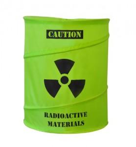 Toxic Laundry Basket