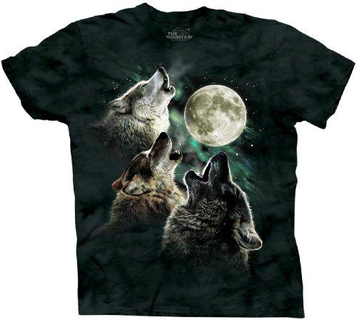 three wolf shirt
