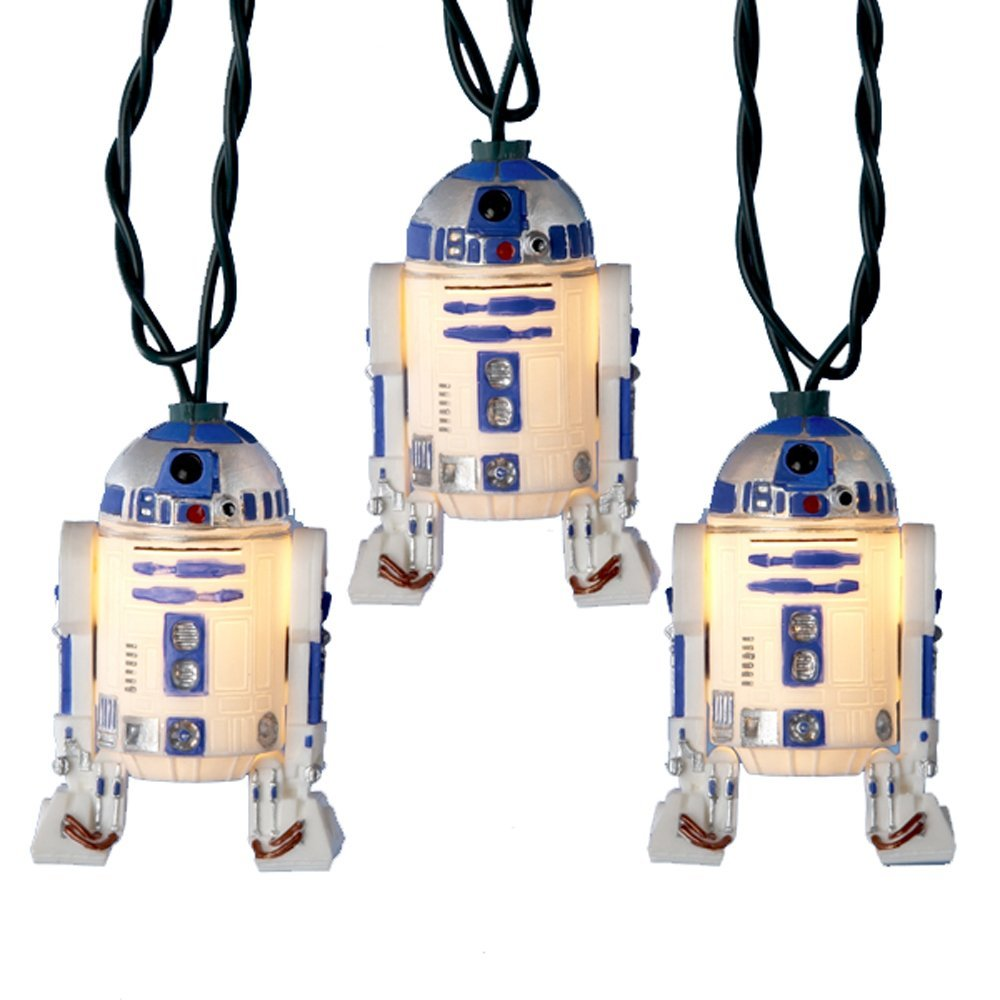 starwars r2d2 lights
