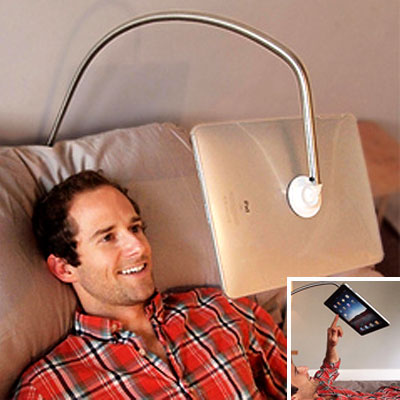 Hands Free Iphone Holder For Bed
