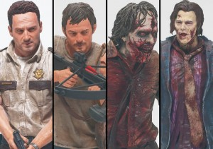 Walking Dead Daryl Dixon Figure