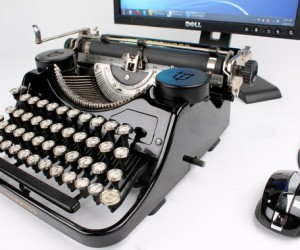 typewriter USB keyboard