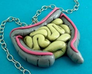 Intestines Necklace