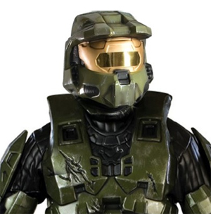 sc 1 st  Not Safe For Wallet & Halo 3 Deluxe Master Chief Costume