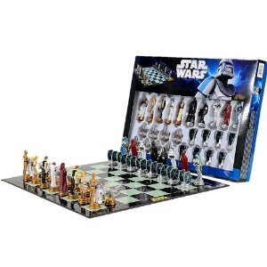 Star Wars Chess Set