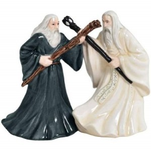LOTR Salt and Pepper Shakers