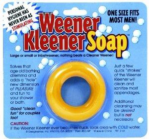 Weener Kleener Soap