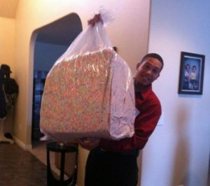 Large Bag of Marshmallows