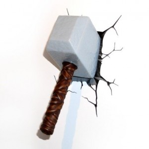 Hammer of Thor Nightlight