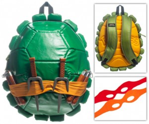 Ninja Turtles Shell Backpack