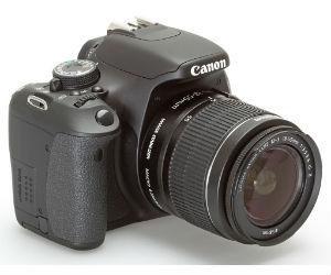 Canon EOS Rebel DSLR Camera