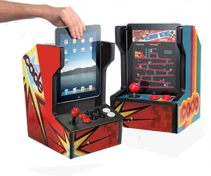 Retro Arcade Cabinet for all iPads