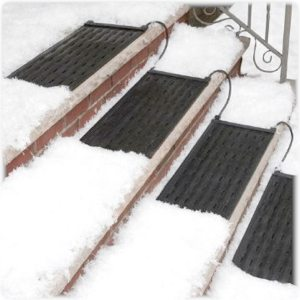 Snow Melting Stair Mat