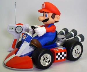 Radio Controlled Mario Kart