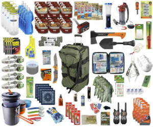 survival kit bag family