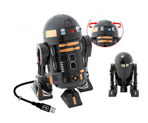 Star Wars R2-Q5 USB Charger