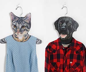 Animal Clothes Hangers