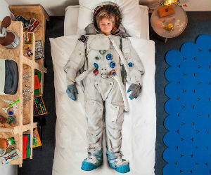 Astronaut Bed Set