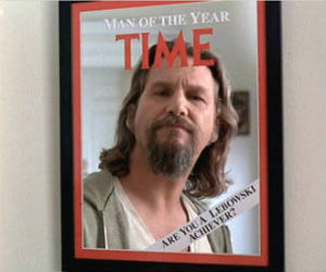 The Big Lebowski Mirror