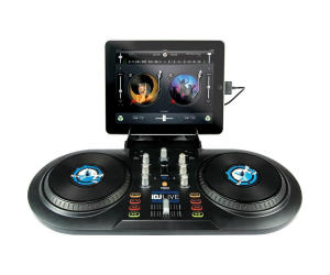 Live DJ Controller for iPad / iPhone
