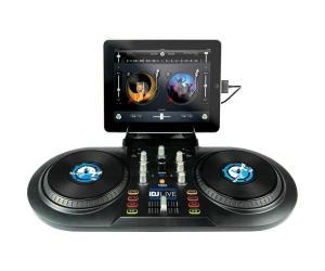 Live DJ Controller for iPad / iPhone