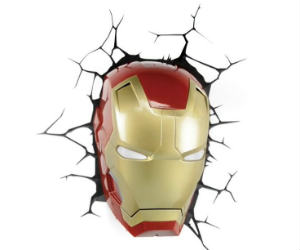ironman mask light