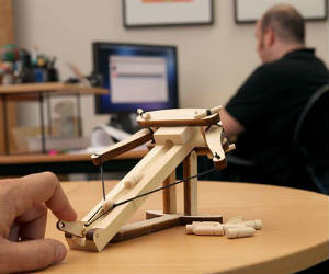 Wooden Desktop Warfare Ballista