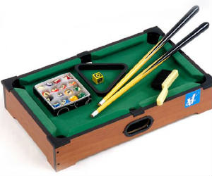 Mini Tabletop Pool Table