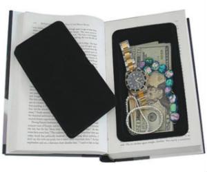 2 Book Safes