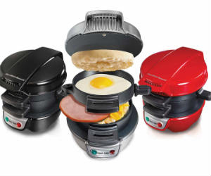 Ultimate Breakfast Sandwich Maker