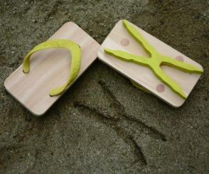 toy beach animal sandals