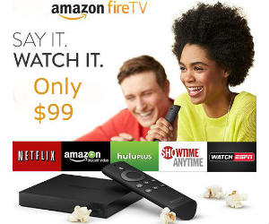 amazon fire tv firetv
