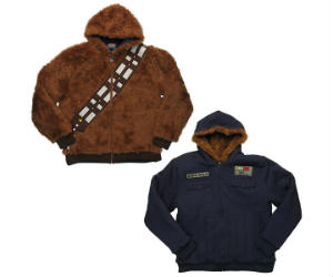 Chewbacca Han Solo Hoodie