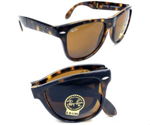 Ray-Ban Folding Sunglasses