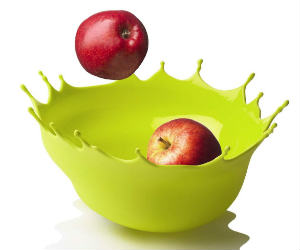 Drop Fruit Bowl