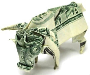 Extreme Money Origami