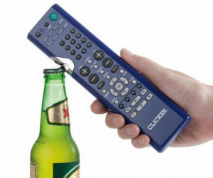 Remote and Bottle Opener