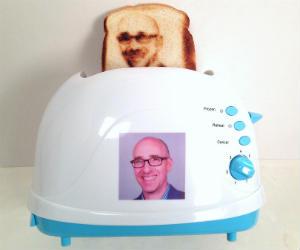 Custom Selfie Toaster