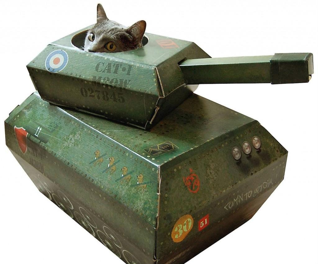 Cat Tank Playhouse
