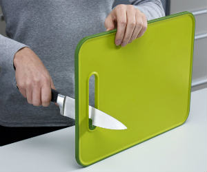 cutting board knife sharpener