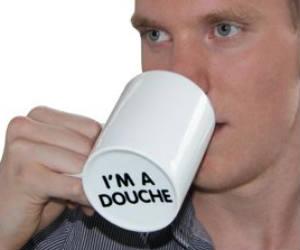 I'm a Douche Surprise Mug