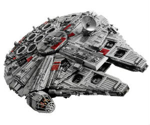 Ultimate LEGO Millennium Falcon