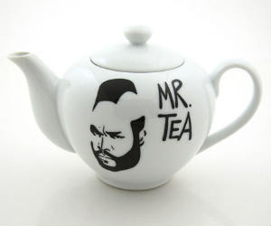Mr. T Tea Pot