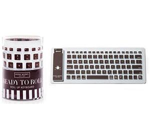 Bluetooth Roll Up Keyboard