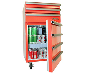 Tool Chest Mini Fridge