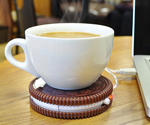 USB Cookie Cup Warmer