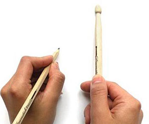 drumstick pencil chopstick