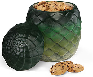 Game of Thrones Dragon Egg Jar